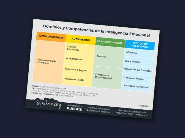 Dominios y Competencias de la Inteligencia Emocional