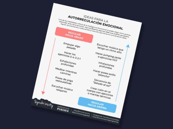 Ideas Para Autorregularme Emocionalmente