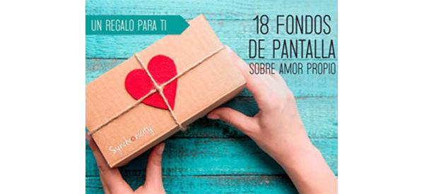 Fondos de Pantalla de Amor Propio (Celular)